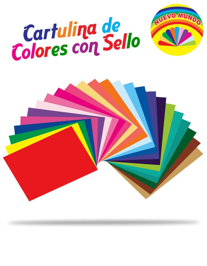 cartulina-de-colores-con-sello